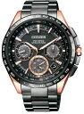 アテッサ シチズン エコドライブ ソーラー 腕時計 ATTESA CITIZEN CC9016-51E 【あす楽対応】