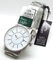 ORIENTオリエントメンズ腕時計DISKディスク自動巻きオートマチック機械式時計WV0771ER【対応】