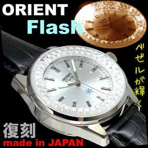【あす楽対応】 ORIENT FLASH オリエント フラッシュ 復刻モデル WV0021DL 【楽ギフ_包装】 ※ブランド ランキング※ 【10P01Sep13】