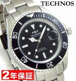 クーポン利用でさらに1000円off レビューで2年保証 TECHNOS テクノス (国内正規品) TSM402SB [安心の正規品] [送料無料] [腕時計]
