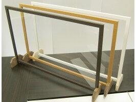 【送料込】飛沫感染防止パネルアクリル板木枠付き