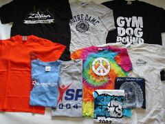アメリカ古着Tシャツ10枚セット卸売り事業開始記念特価福袋古着ベールからU.S.古着半袖Tシャツ