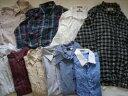 卸売事業スタート記念特価!◆古着 卸売 長袖シャツ 5枚セッ...