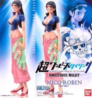 Bandai ONE PIECE Super (Super)-styling-AMBITIOUS MIGHT-normal set of 4