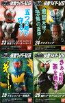 SHODO仮面ライダーVS6
