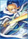 フレシア Fate/Grand Order 同人スリーブ ☆『セイバー/Illust:光崎瑠衣』★ 【Character1 2016/COMIC1☆10】