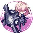 サークル R.P.G. 同人缶バッジ Fate/Grand Order 第4弾 ☆『マシュ・キリエライト/illust:ドア』★【ネコポス可】【クロネコDM便可】