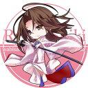 サークル R.P.G. 同人缶バッジ Fate/Grand Order 第4弾 ☆『両儀式/illust:ドア』★【ネコポス可】