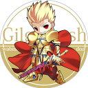 サークル R.P.G. 同人缶バッジ Fate/Grand Order 第2弾 ☆『ギルガメッシュ/illust:ドア』★【ネコポス可】