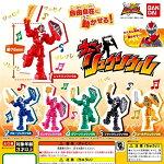 【1S】バンダイ騎士竜戦隊リュウソウジャーうごくリュウソウル全6種セット