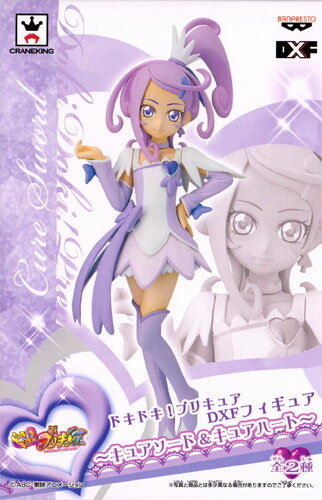 A throb! Suite precure DXF figure skating - cure SORD & cure heart ...