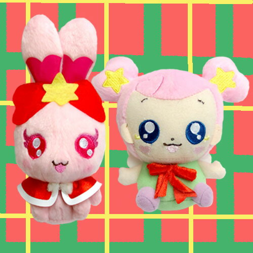 I can't wait! Pretty cure doll ~ Christmas ver.-set of 2