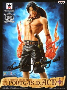 MASTER STARS PIECE ONE PIECE -ワンピース- THE PORTGAS.D.ACE 【ポートガス・D・エース】