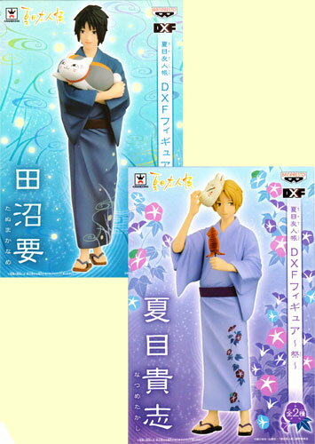 Natsume friends book DXF figure ~ festivals ~ set of 2