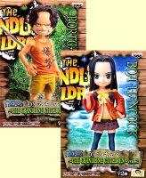 ワンピースDXフィギュア〜THEGRANDLINECHILDREN〜vol.2全2種セット