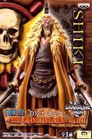 ワンピースDXフィギュア〜THEGLANDLINEMEN〜vol.0-II【金獅子のシキ】