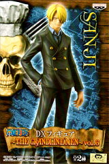 ONE PIECE-ワンピース- DXフィギュア~THE GRANDLINE MEN~vol.6 【サンジ】