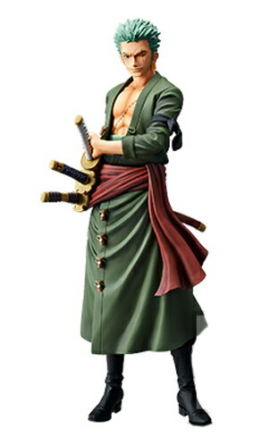 コレクション, フィギュア ONE PIECE -- Grandista THE GRANDLINE MEN RORONOA ZORO