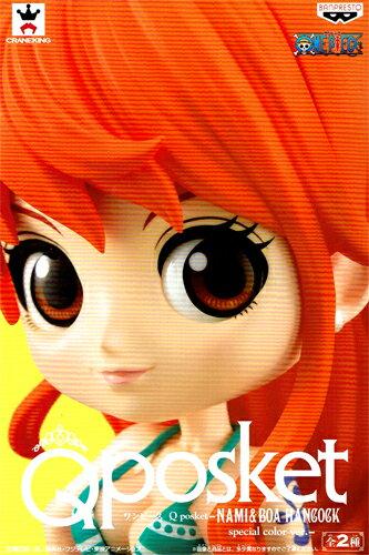 コレクション, フィギュア ONE PIECE Q posket NAMI special color ver.
