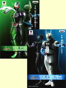 仮面ライダーシリーズ DXフィギュア〜Dual Solid Heroes〜vol.2 全2種セット