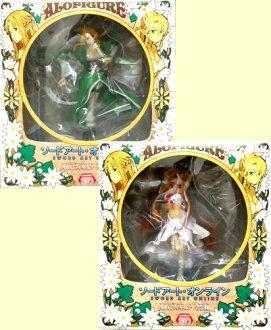 Sword-online ALO figure 2pcs