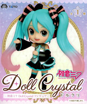 TAITO VOCALOID 初音ミク -Doll Crystal フィギュアー
