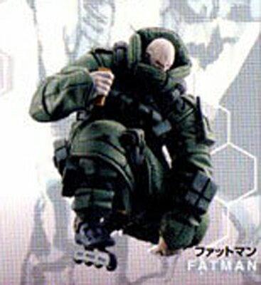 コレクション, フィギュア KONAMI METAL GEAR SOLID 2 SUBSTANCE