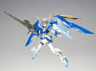 Bandai armor project MS girls Gundam (EW) CODE: snow