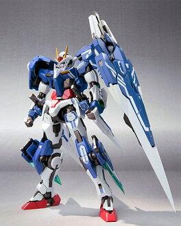 Bandai gundam00 Gundam METAL BUILD 00 Gundam seven swords & raiser + GN sword III
