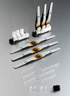 Bandai ROBOT spirits [SIDE MS] nu Gundam fin-funnel set