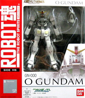 Bandai ROBOT spirits [SIDE MS] Gundam 00 Gundam R-Number SP GN-000 O