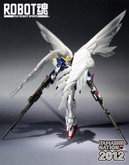 Bandai ROBOT spirits [SIDE MS] Justice Gundam (EW) luster Ver...