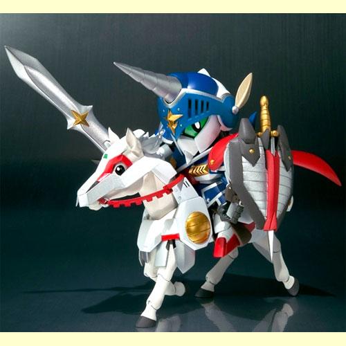 Bandai SD Gundam Gaiden SDX swordsman Zeta Gundam