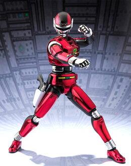 Detective Bandai S.H. Figuarts space Chari van H.25.10
