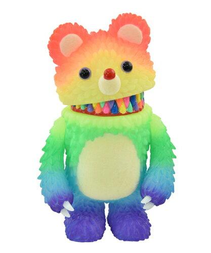 コレクション, ソフビ人形 INSTINC TOY mini Muckey 7th Color Crayon Rainbow CZ4