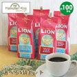 ライオンコーヒー 選べる5袋セット 7oz 198g LION COFFEE コナコーヒー ハワイコナ ハワイ 珈琲 ホット ドリップ フレーバーコーヒー 送料無料 バニラマカダミアナッツ から ノンフレーバー まで 珈琲 coffee 誕生日プレゼント お祝い 水出しコーヒー 豆