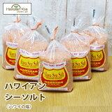 ハワイアンソルト アラエア シーソルト 5袋セット ハワイ 塩 バーベキュー お土産 送料無料