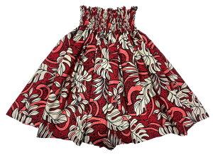 【送料無料】KuKui スカート パウ 2239 レディース フラダンス 衣装 ハワイ ハワイアン ハワイアンファブリック ホヌ