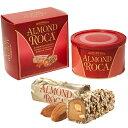 ハワイアンホースト公式店|アーモンドロカ12oz缶化粧箱入(ギフトバッグ付)|アメリカ お土産 1