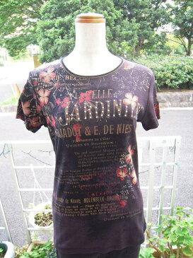 skinny minnie 半袖 Tシャツ 1 アメリカ製 おしゃれ カッコイイ Lサイズ