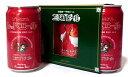 地ビール誕生15周年記念エール!エチゴビール プレミアム レッドエール 350ml×3缶