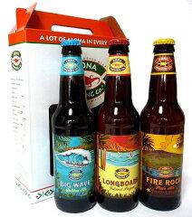 ハワイNo.1の地ビール!【Kona Beer】コナビール 3本セット
