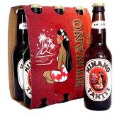 ヒナノビール「アンバーエール」 330ml瓶 6本セット