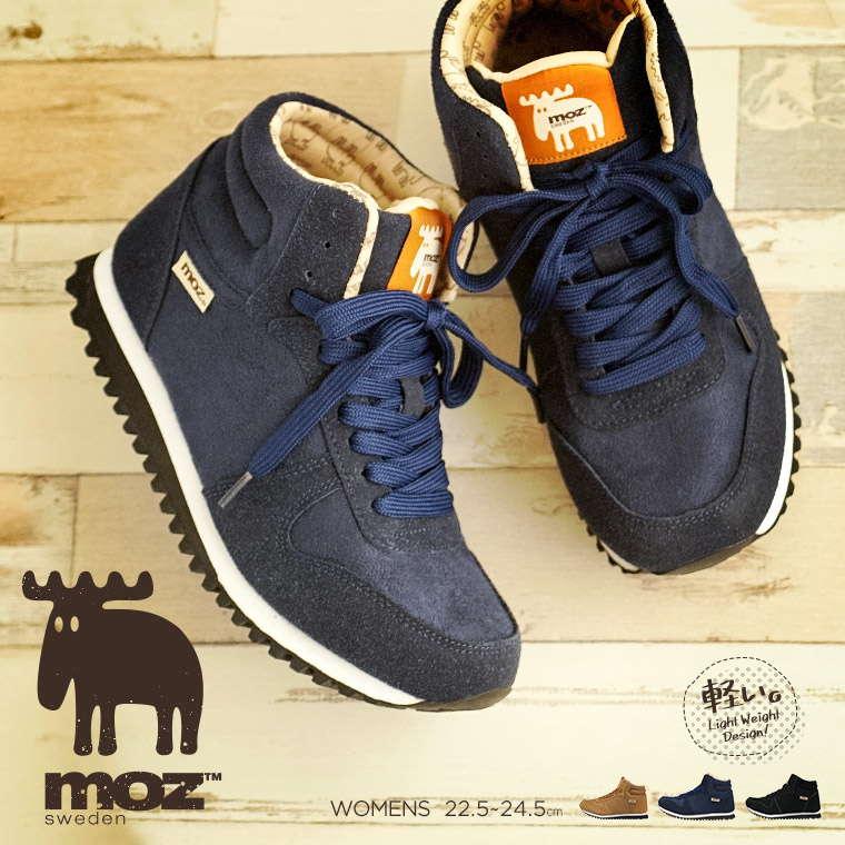 レディース靴, スニーカー MOZ 29161