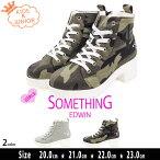【送料無料】SOMETHINGEDWIN子供靴レースアップブーツキッズ女の子ジュニアサイドジップ厚底ブーツ編み上げレースアップショートブーツレディースグレースニーカーキッズ女の子22SOM-3056
