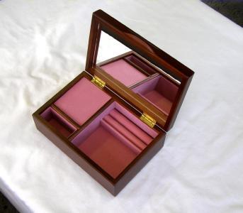 NEW♪お好きな曲で製作! 〔標準〕18弁木製宝石箱(6)オルゴール