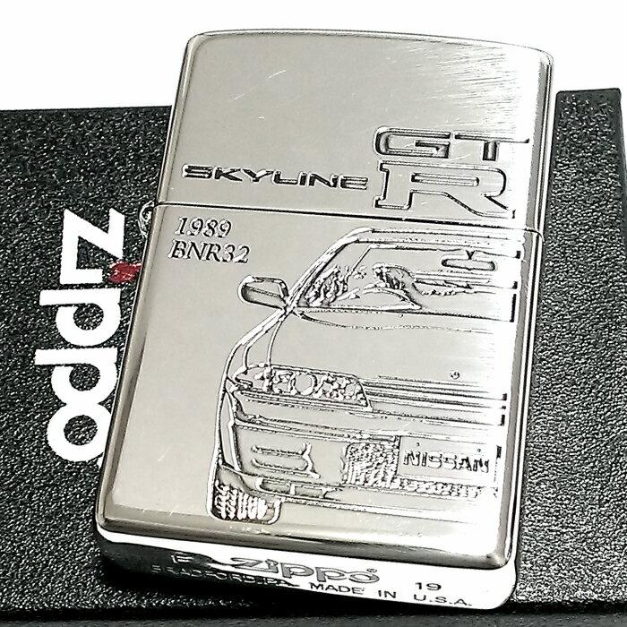 喫煙具, ライター ZIPPO GT-R 50 R32 GTR-BNR32