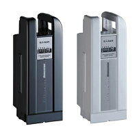 8.9AhリチウムTバッテリー:ホワイト/ブラック