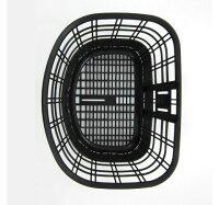 オージーケー[OGK]FB-037K大きめ籐風フロントバスケット容量:約21L