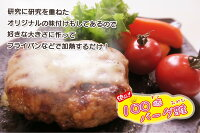 100豚バーグ雅-チーズ-